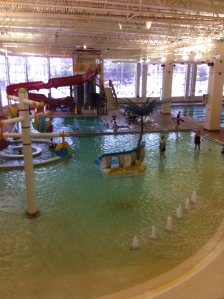 Elgin Centre Indoor Pool