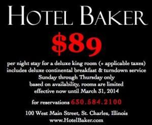 hotel baker