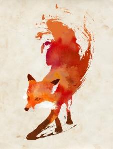 muddy fox