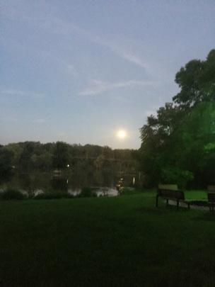 moon river altar