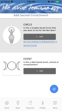 add circle event